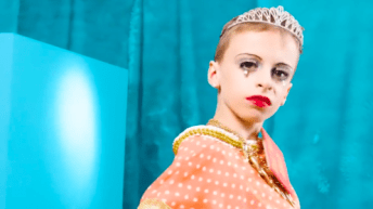 New York Drag Queen – Just 10-Years-Old  Founds Drag Club For Kids