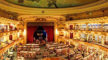 World's most stylish bookstores